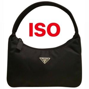 DO NOT BUY !!!!! PRADA NYLON BAG ISO